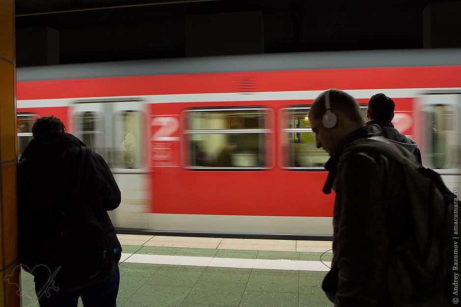Как добраться из аэропорта франкфурта в центр