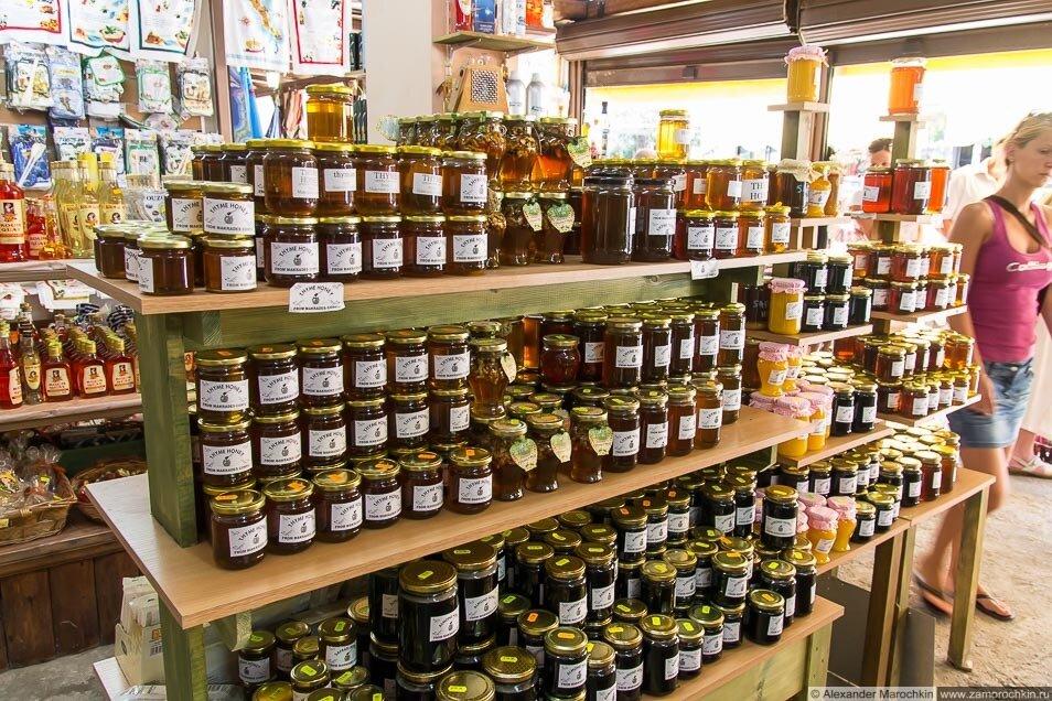 Мёд из тимьяна