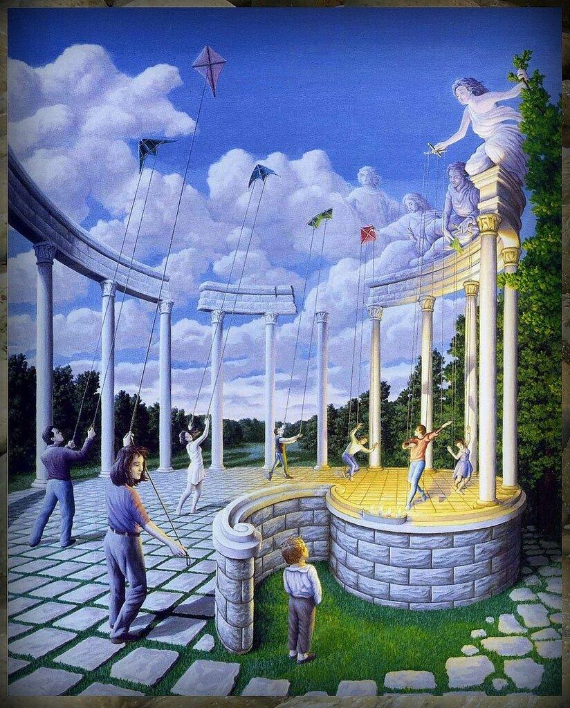 Магический реализм-сюрреализм Роба Гонсалвеса (2).JPG