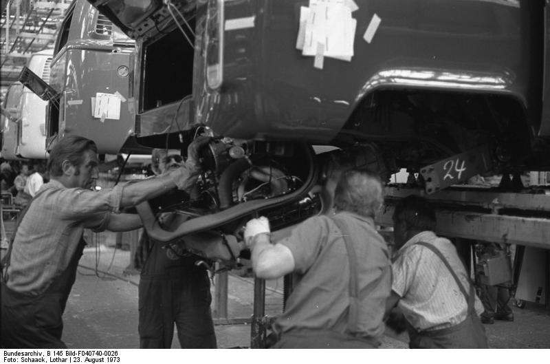 Hannover, VW Autowerk