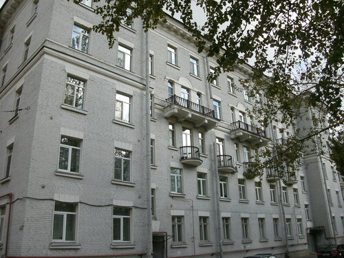 Ивановская ул. 24к2