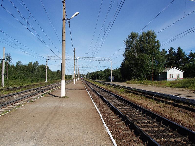 станция Кедрозеро