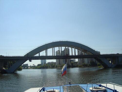 Мост Ленинградской ж/д через канал Москва-Волга (2)(2014)