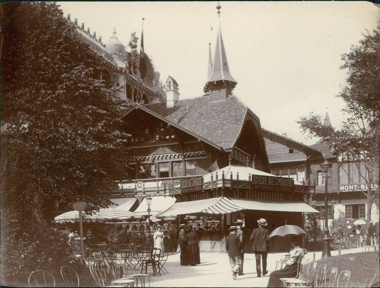 Павильон Швейцарское Шале