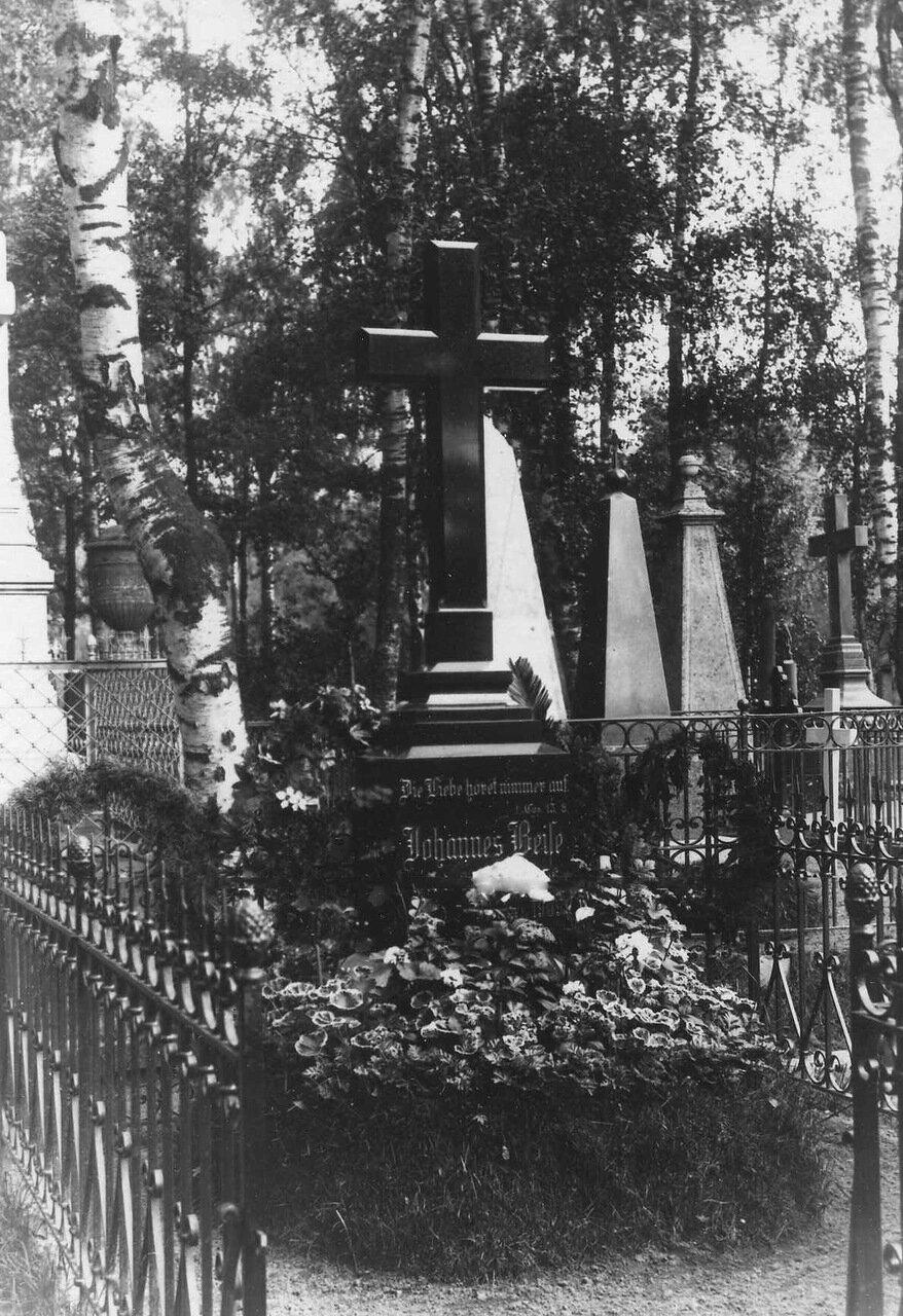 05. Вид части кладбища