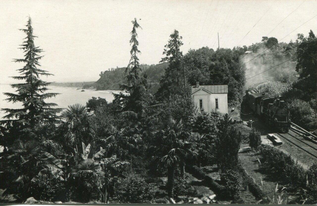 Окрестности Батума. Цихисдзири