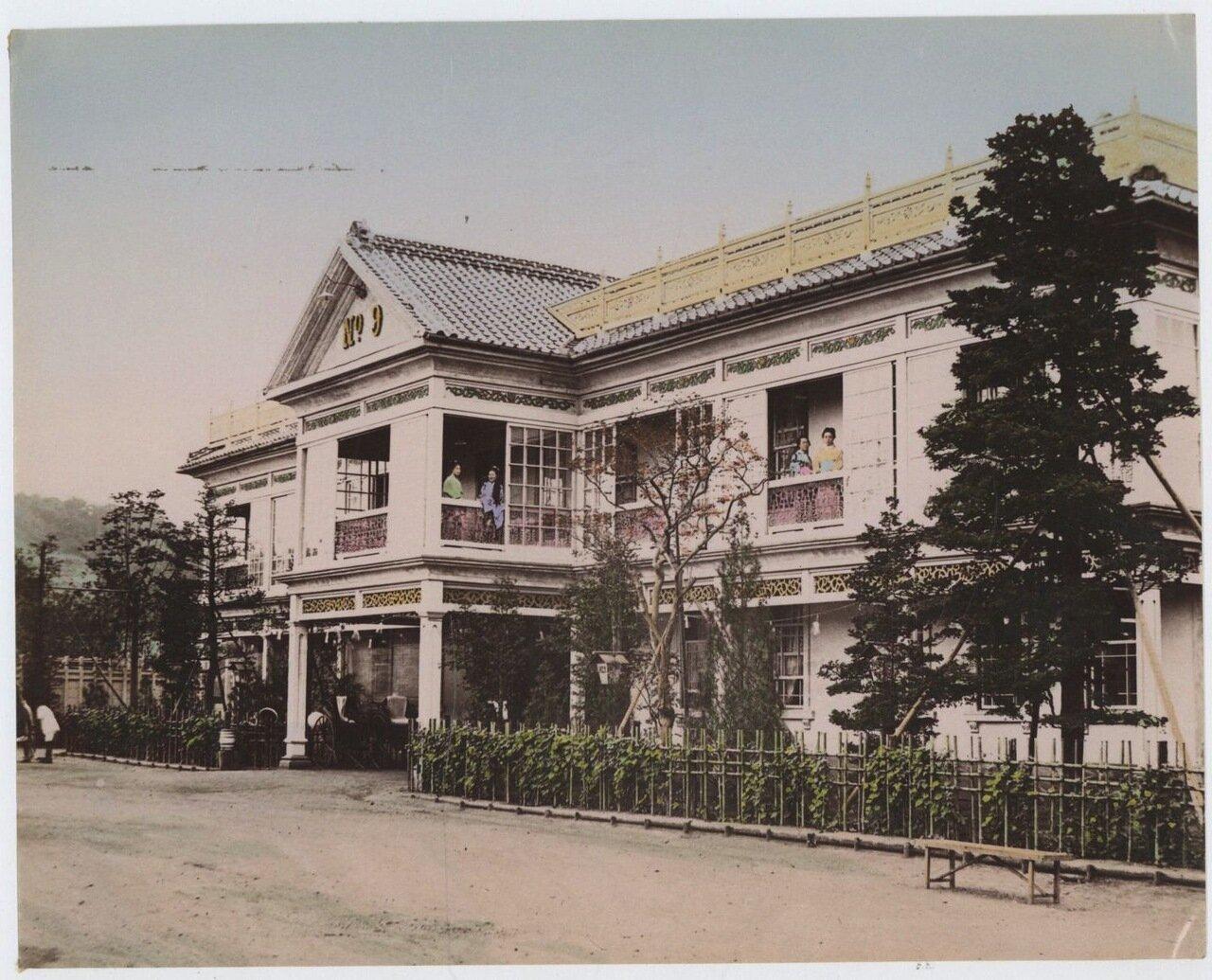 Публичный дом «Нектарин» №9