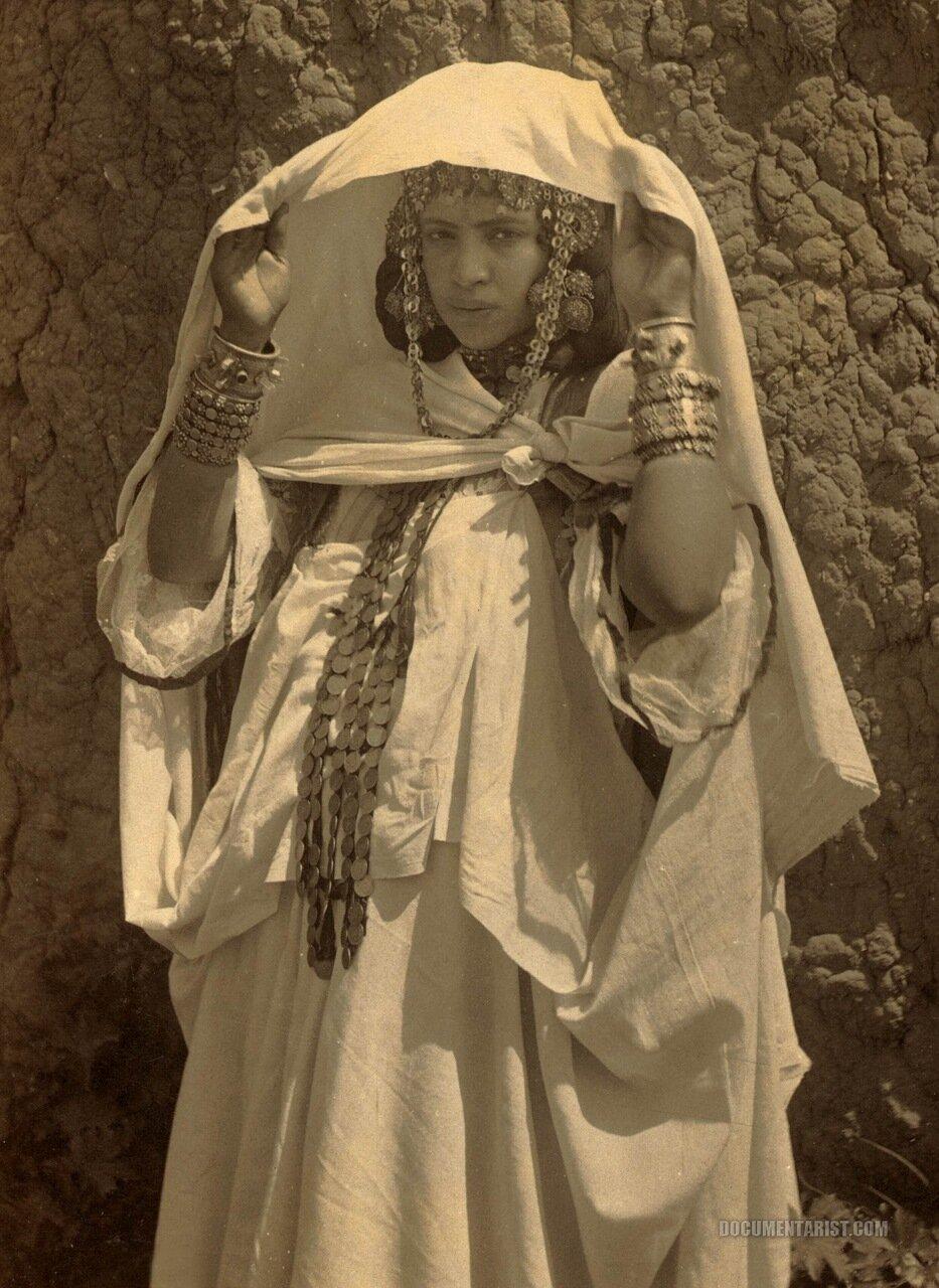 1880. Женщина из Вилид Найл