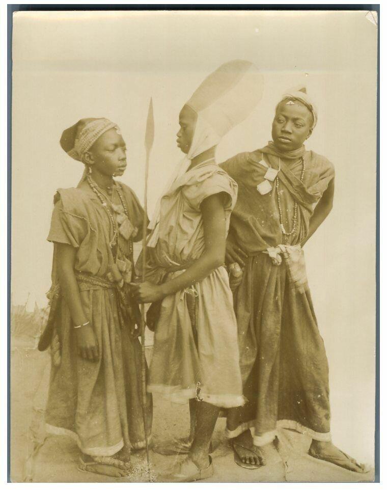 Обрезанные.  1895