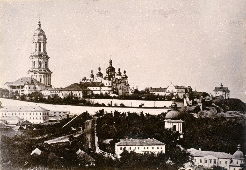 29. Киев. Киево-Печерская лавра