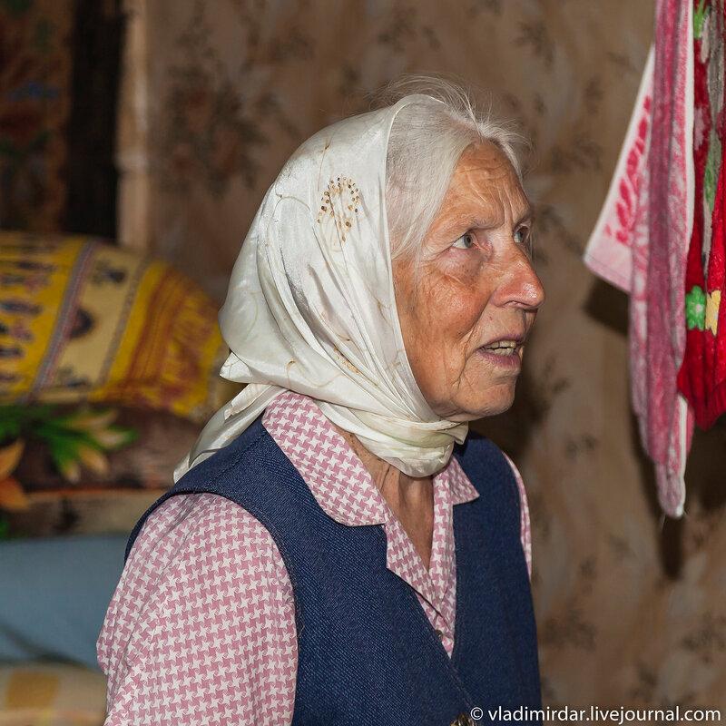 Старожил села Кистыш