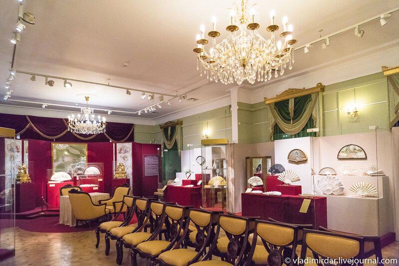 Выставка Веер как Искусство