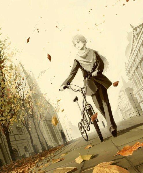 Не зевай за велосипедом.jpeg