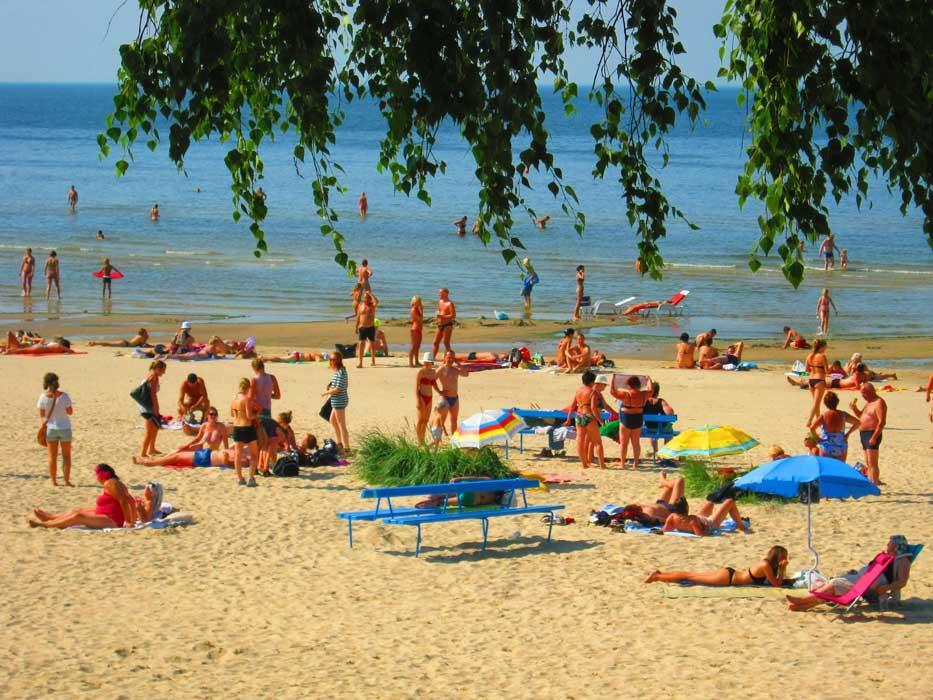 Отдых в Латвии какие преимущества?