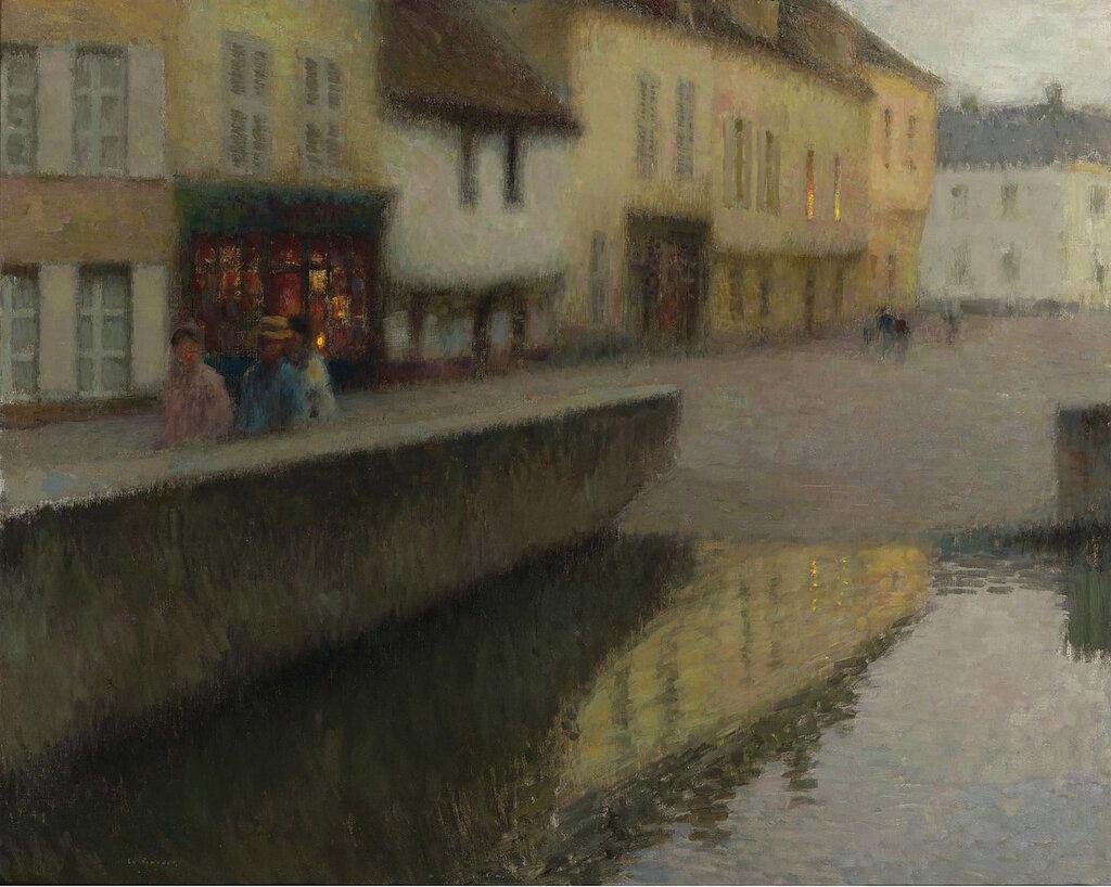 Henri Le Sidaner - Le Miroir, 1900.jpeg