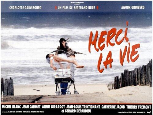 �������, ����� / Merci la vie (1991) DVD9 | AVO | VO