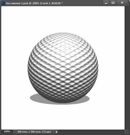 3d материал мяча для гольфа
