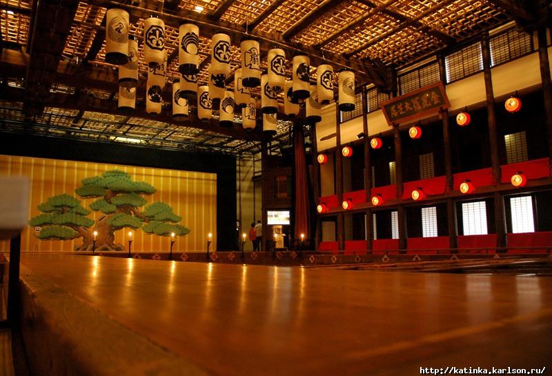 Путешествие по Японии (фото)