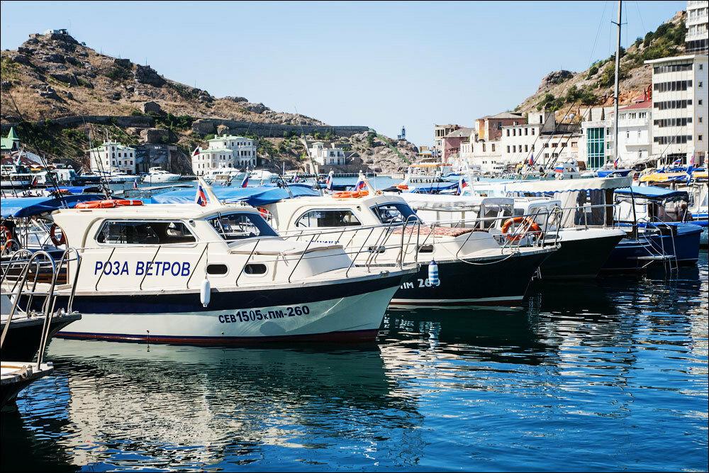 Российская Ривьера: Крым станет стоянкой для лучших яхт мира