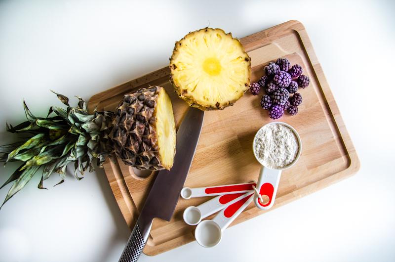 kaka recept, tårta recept, ananas kana recept