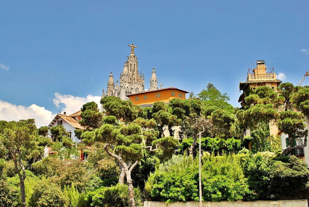 Templo do Monte Tibidabo