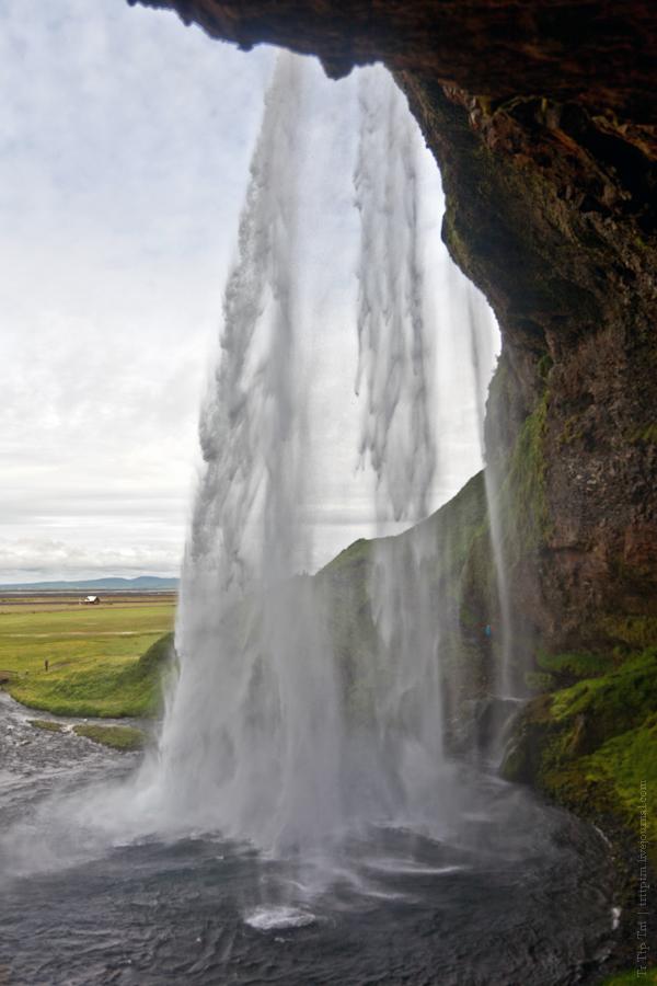 3. Ледники и водопады Эйяфьядлайокудля.
