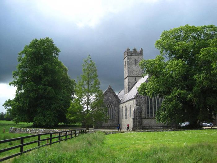 Адэр, самая красивая деревня Ирландии 0 10cf8d 41e8b1c6 orig