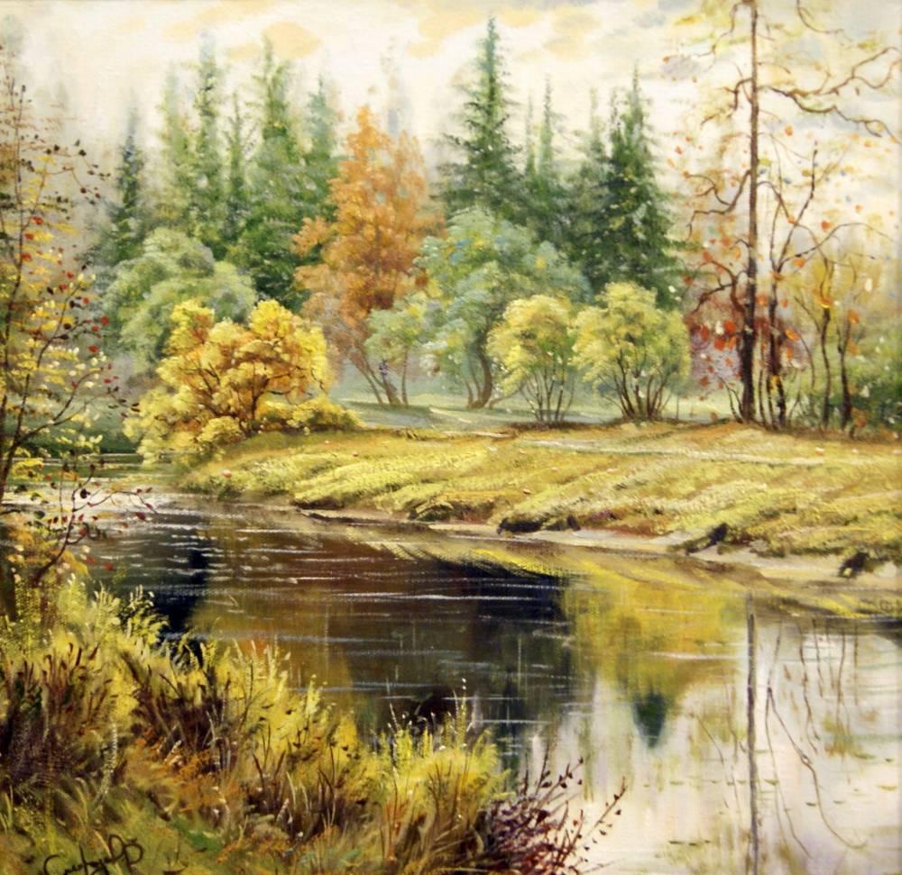 34Руслан Александрович Смородинов Осенний пейзаж. 2011.jpg