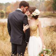 стеклянная хрустальная свадьба