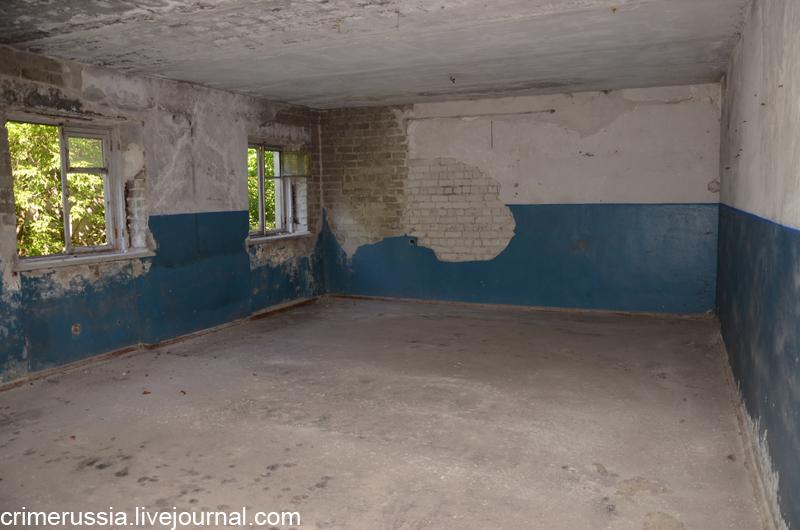 пустой дом заброшка