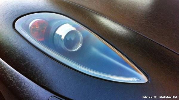 Кожаный Феррари F430