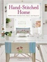 Книга Hand-Stitched Home jpg 108Мб