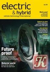 Книга Electric & Hybrid vehicle technology international magazine July 2010