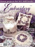 Embroidery & Cross Stitch №6 2001
