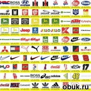 Журнал Машинная вышивка.  Логотипы, эмблемы