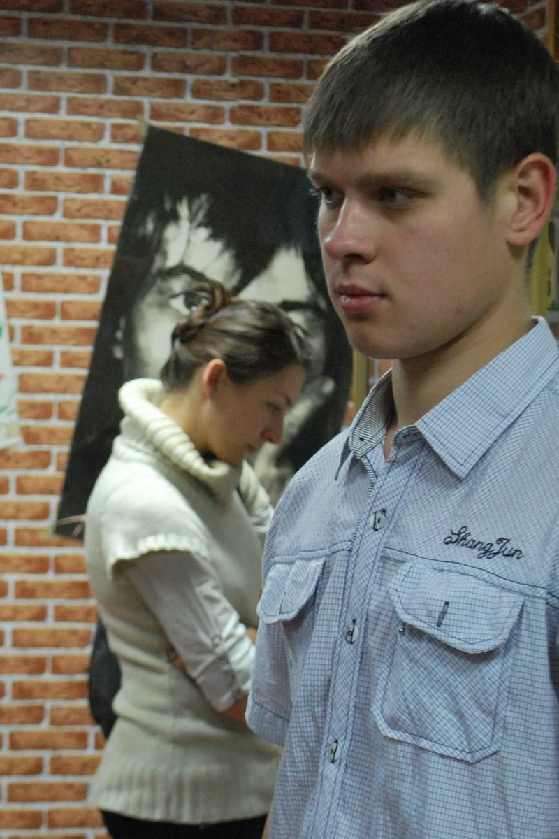 В музее Башлачева. Череповец