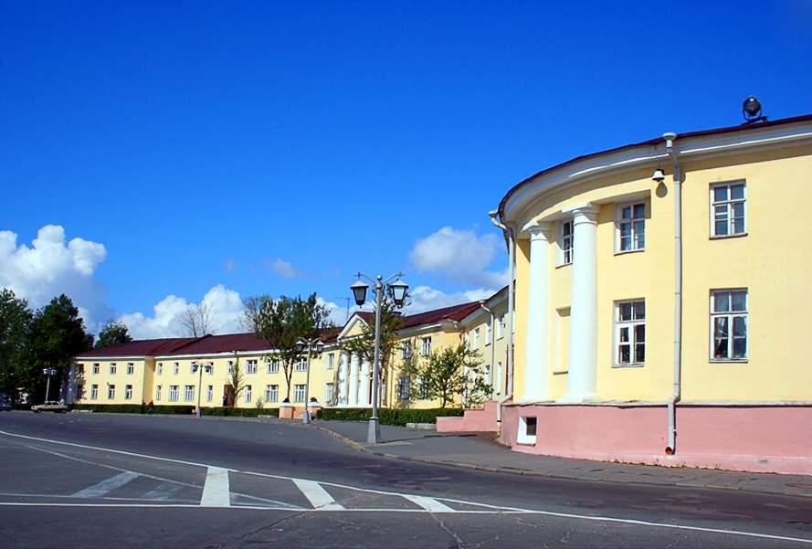 Город Петрозаводск