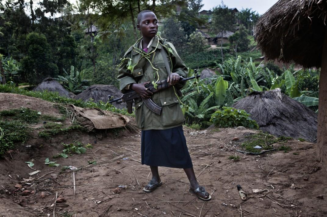 Конго - солдаты на снимках британского фотографа Marcus Bleasadale (9)