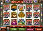 Karate Pig бесплатно, без регистрации от Microgaming