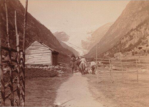 Через несколько минут в Норвегии встретятся кайзер Вильгельм II и Фридрих Энгельс (лето 1889). Фото из блога humus.livejournal.com.