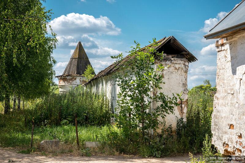 Можайск. Лужецкий монастырь