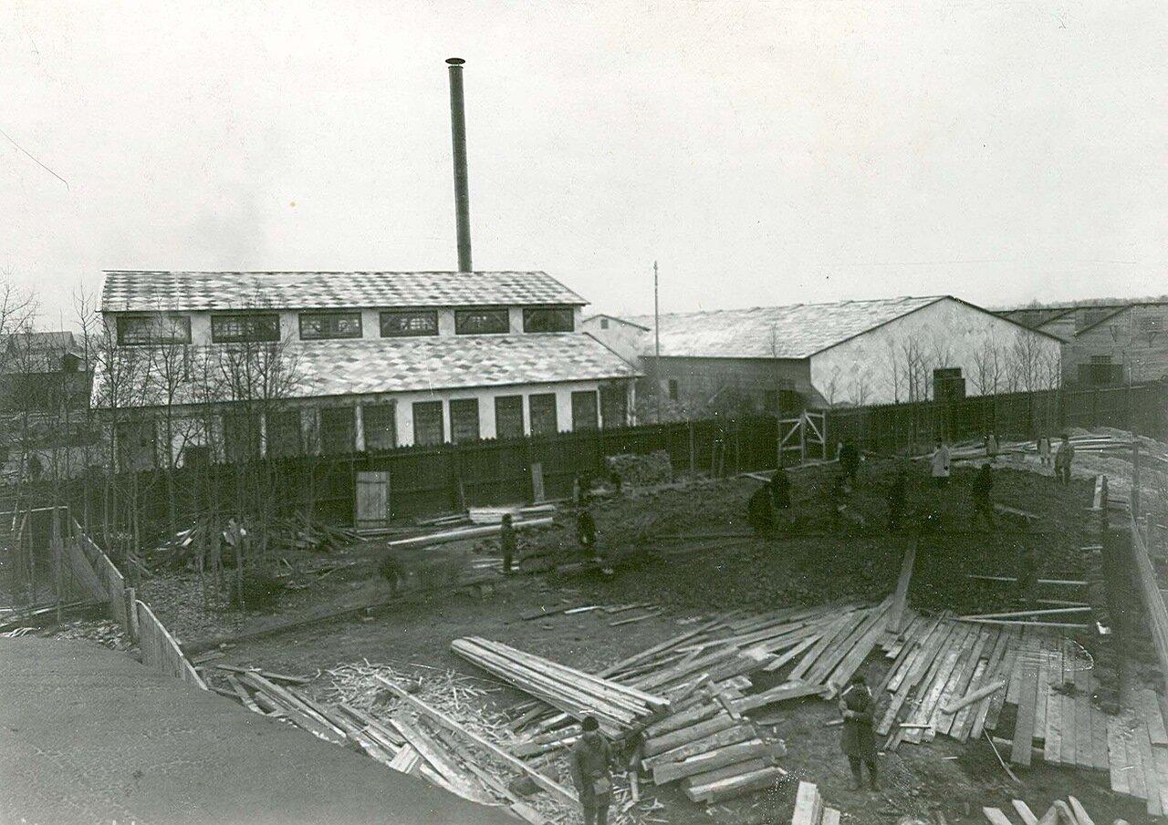 03. Общий вид заводских построек