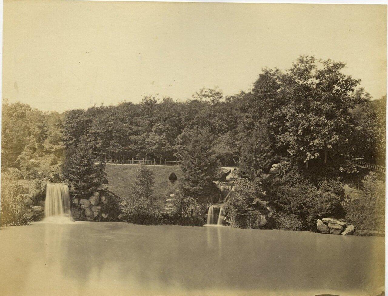 Булонский лес.  1870