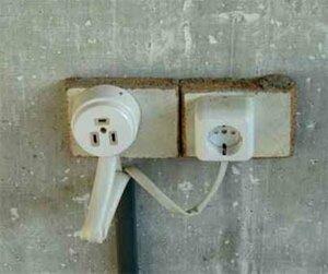 Ремонт дома - меняем старую электропроводку