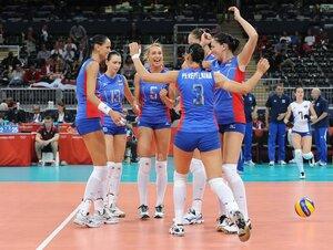 Сборная России по волейболу проиграли США на ЧМ