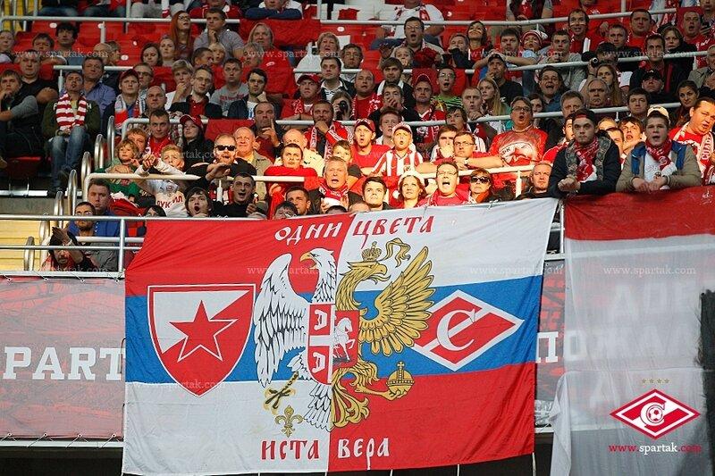 Как сербы кормят и развлекают москвичей