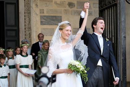 Наследник престола Бельгии вступил в брак с журналисткой
