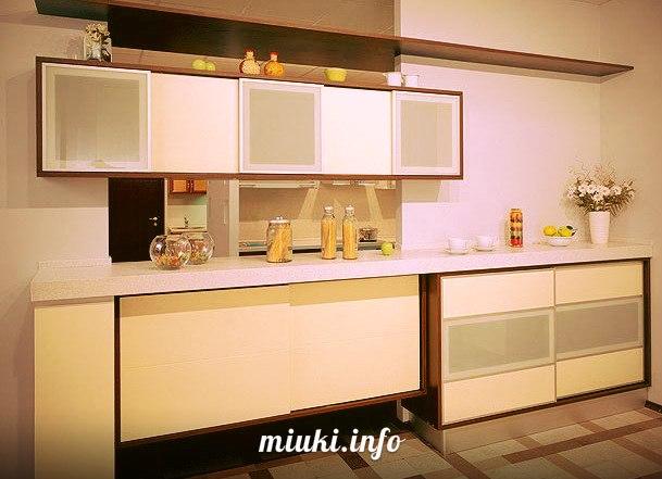 Интерьер японской кухни