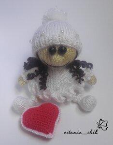 Куколка Валентинка