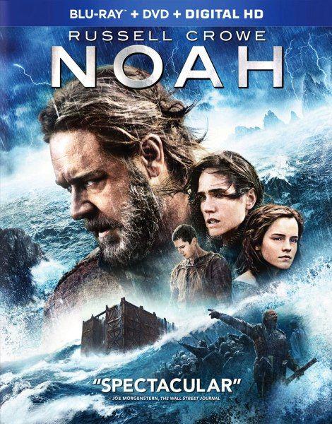 Ной / Noah (2014) BD-Remux + BDRip 1080p [2D,3D] 720p + HDRip + AVC